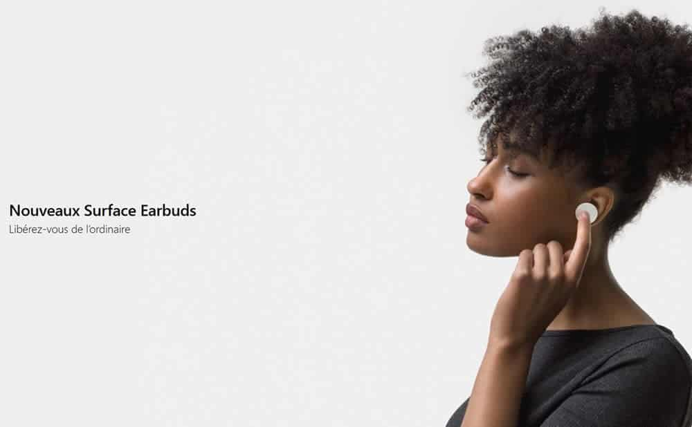 Mircrosoft Surface Earbuds