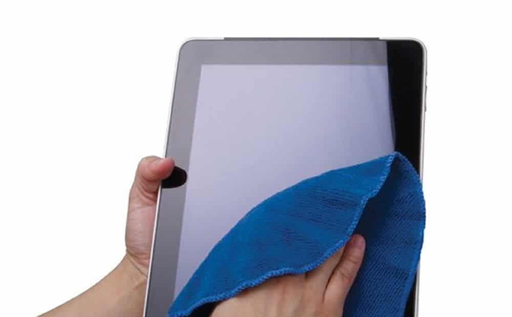 Nettoyer écran de tablette tactile ou iPad