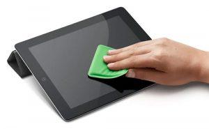 Comment bien nettoyer une tablette tactile ou iPad