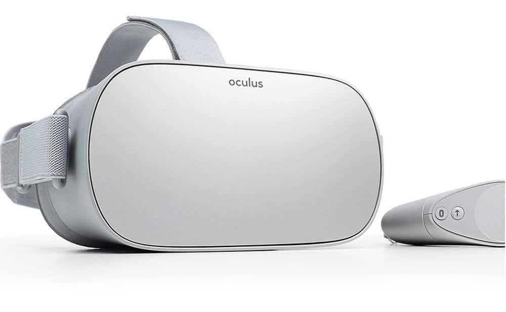 Abandon de l'Oculus Go
