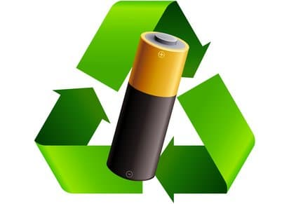 recyclage batterie pile