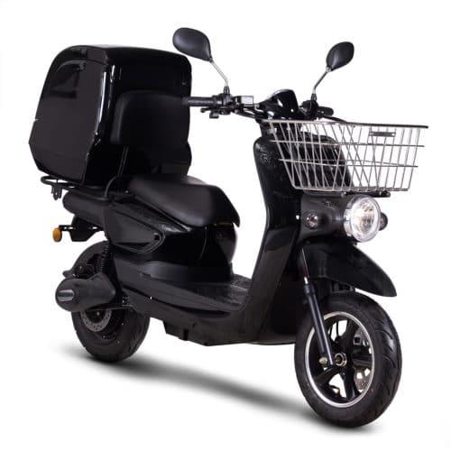 rider pro cargo scooter électrique
