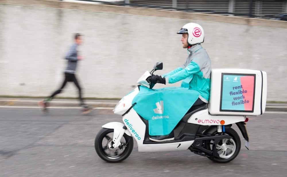 Scooter électrique de livraison comparatif