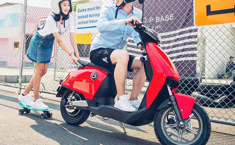 Scooter électrique d'occasion comment