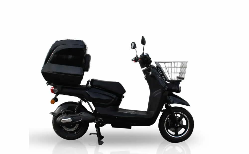 Scooters électriques de livraison prix