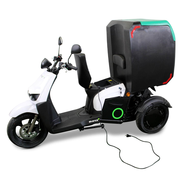 silence scooter électrique 3 roues