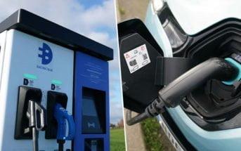 Stations-service Allemagne bornes de recharge