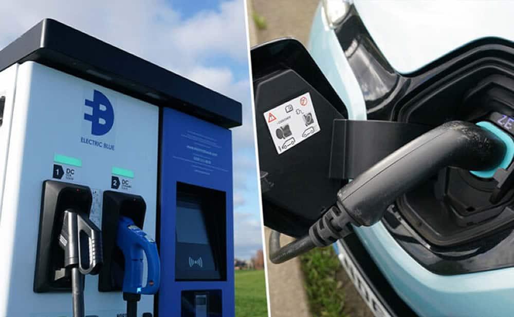 Allemagne : une borne de recharge électrique dans toutes les stations-service