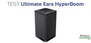 test Ultimate Ears HyperBoom