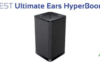 test Ultimate Ears HyperBoom