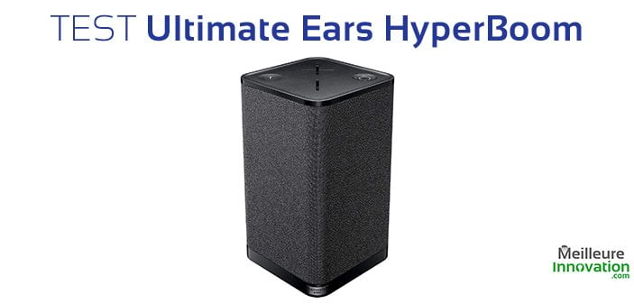 Ultimate Ears HyperBoom : test complet de l'enceinte bluetooth