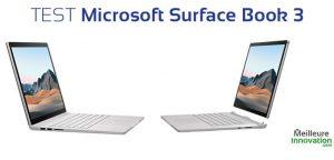test microsoft surface book 3