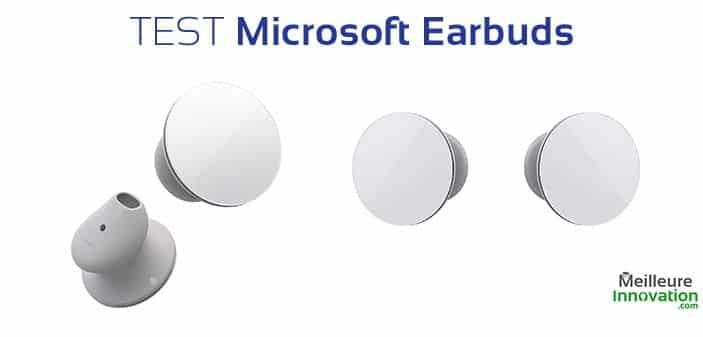test microsoft surface earbuds