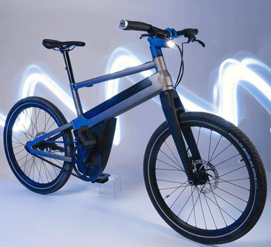 vélo électrique iweech design
