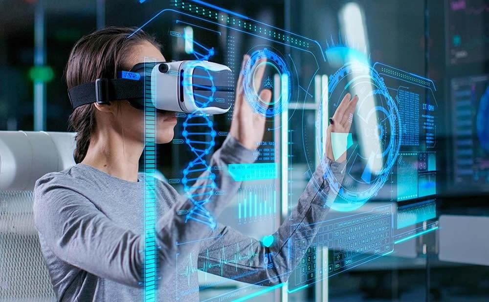Vision vue en réalité virtualle problèmes détérioration