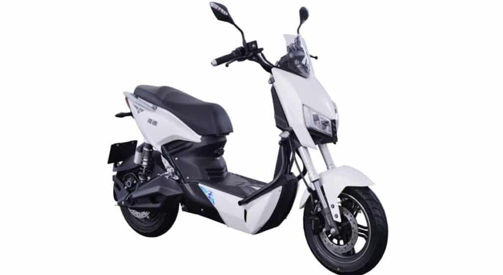 yadea-z3 scooter électrique