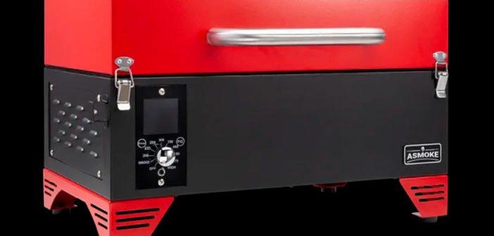 Asmoke barbecue portable 2.0