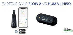 capteur air flow 2 vs huma i