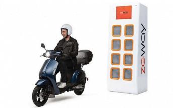 Zeway scooter ELECTRIQUE