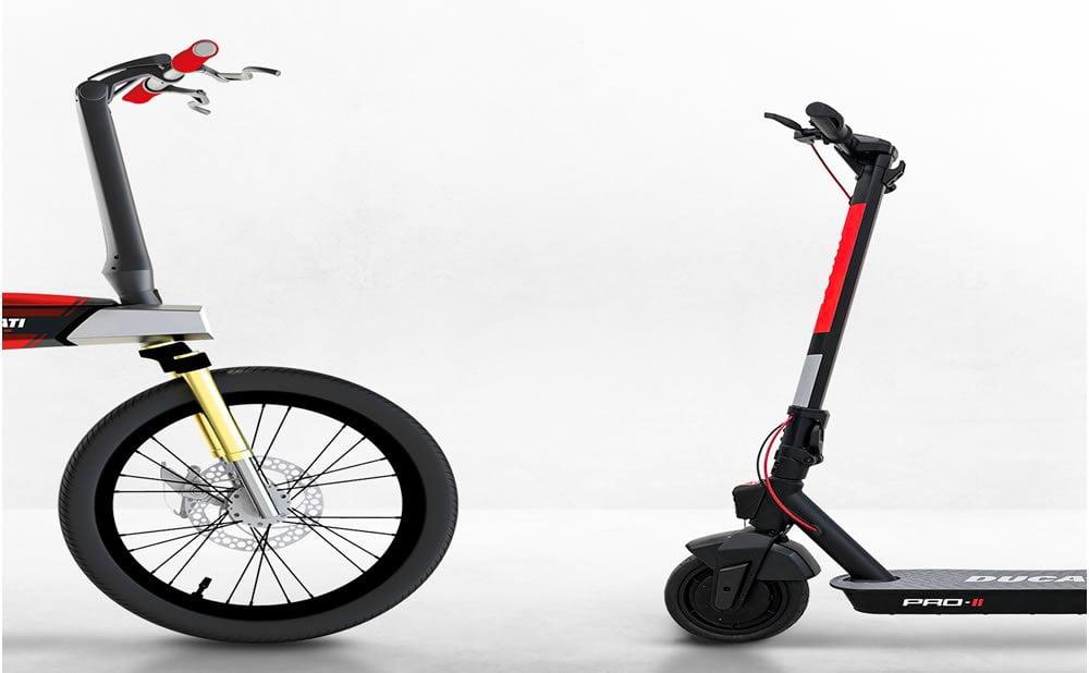 Ducati Urban e-Mobility trottinettes électriques