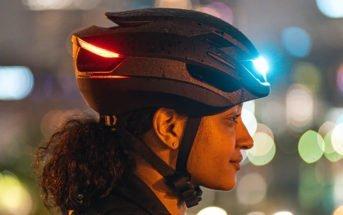 Lumos ultra casque de vélo connecté