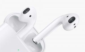 Promotion Apple AirPods seconde génération