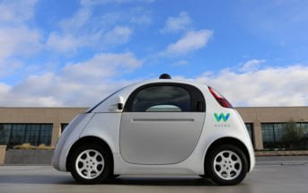Waymo Google Car