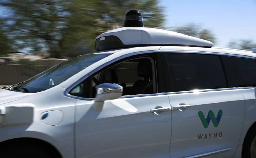 Waymo Google Car voiture