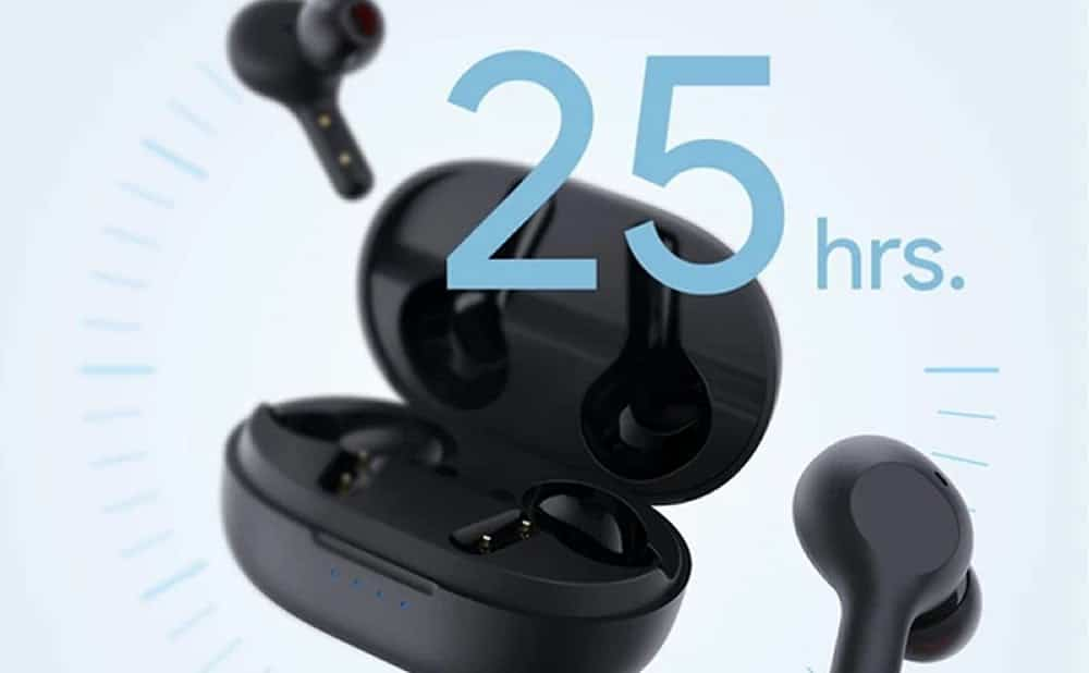 EP-T25 Aukey test des écouteurs
