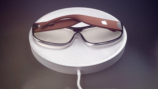 Lunettes réalité augmentée Apple