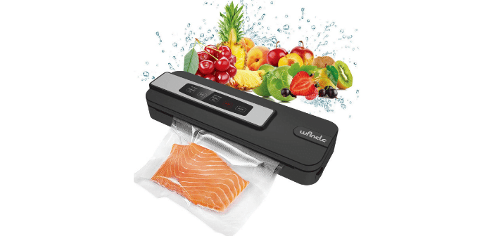 Machine Sous vide innovation cuisine