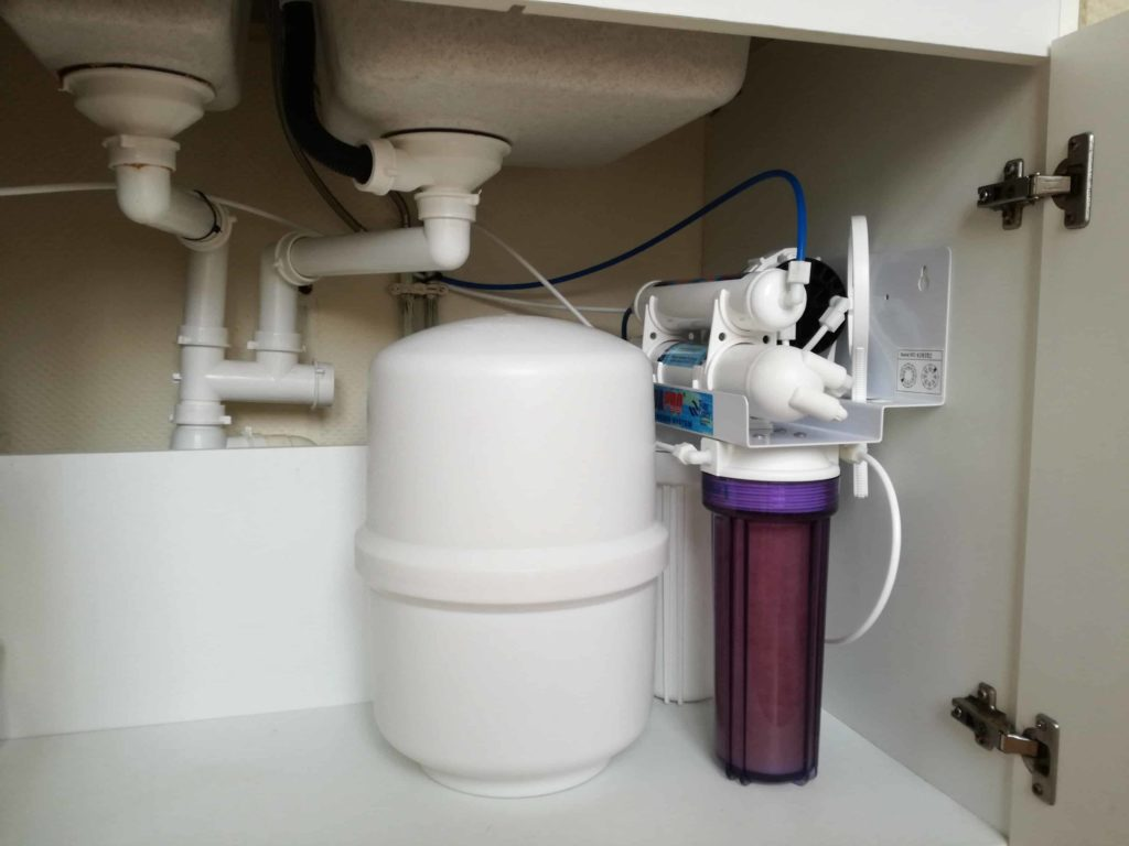 Osmoseur d'eau AEG