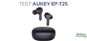 TEST AUKEY EP T25