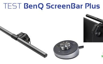 TEST BenQ ScreenBar Plus