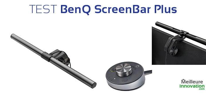TEST BenQ ScreenBar Plus
