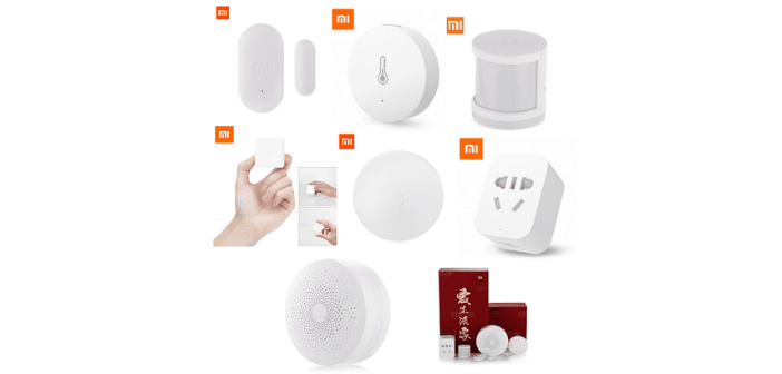 Xiaomi smarthome
