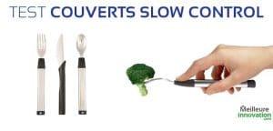 avis test slow control couvert intelligent