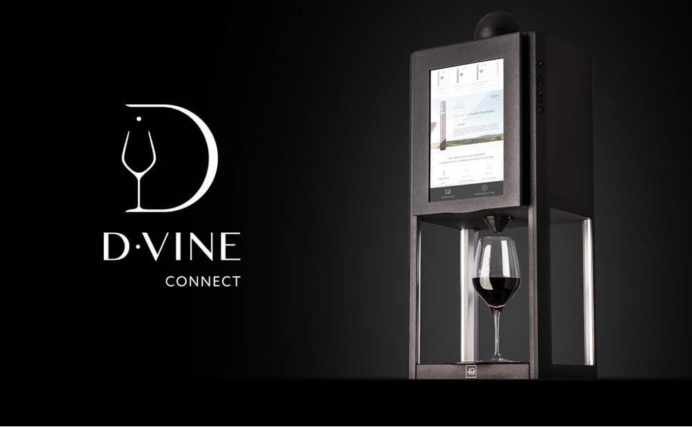 Cave à vin connectée innovante