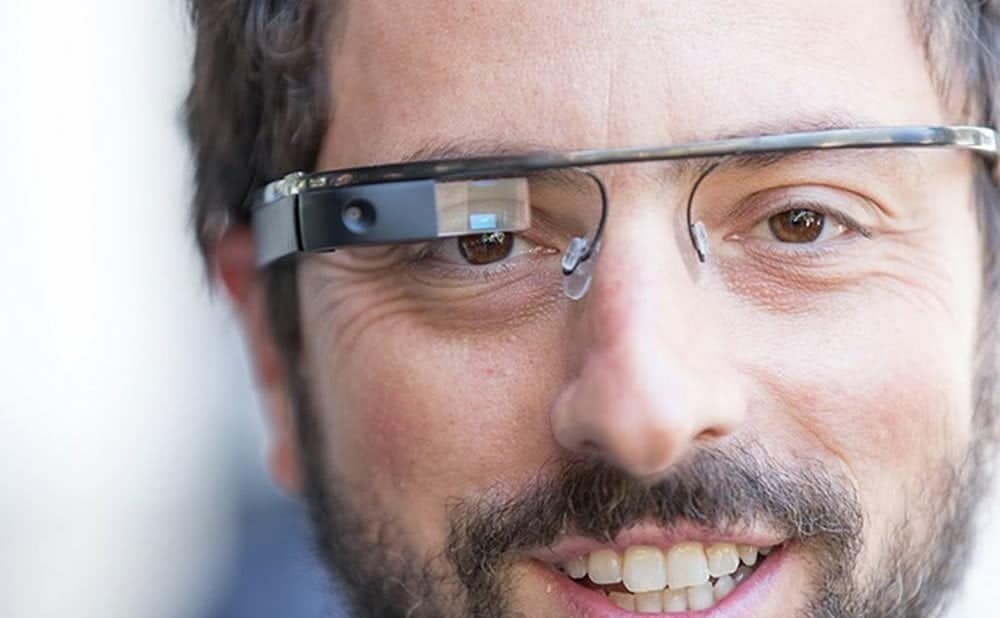 Lunettes intelligentes Google Glass