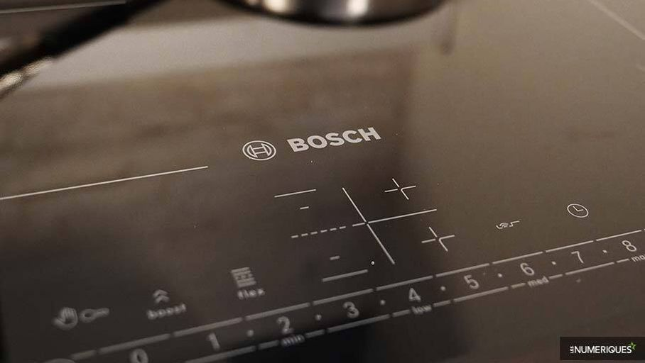 table induction bosch