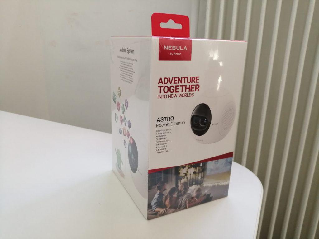 Astro Nebula Pico projecteur Box 1
