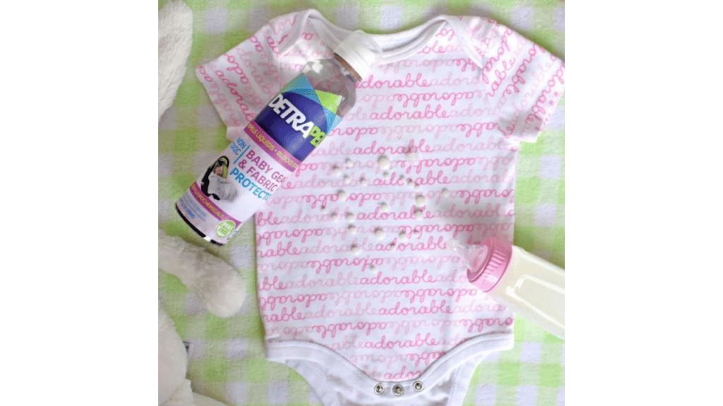 DetraPel Baby Gear & Fabric Protector