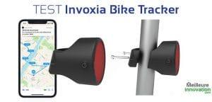 avis test invoxia bike tracker