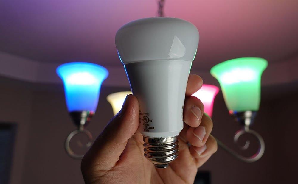 Eclairage intelligent 2020