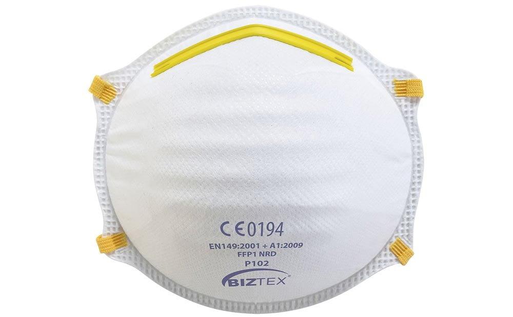 Masque FFP1 Coronavirus efficacité