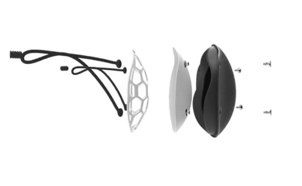 Masque réutilisable en silicone