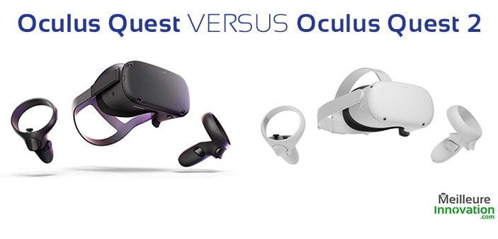 Oculus Quest versus Oculus Quest 2 : faut-il passer à la version 2 ?