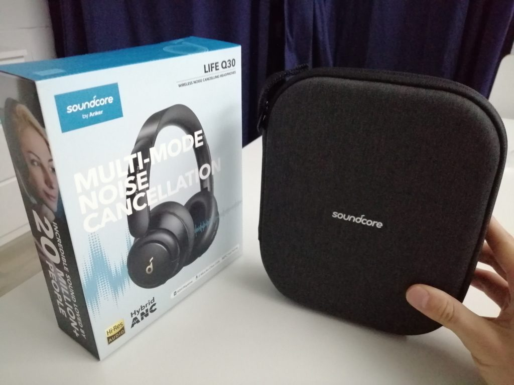 Unboxing casque audio sans fil