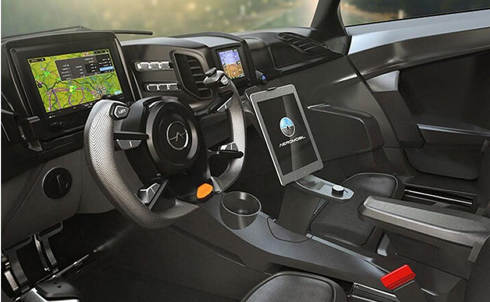 Aeromobil voiture volante du futur