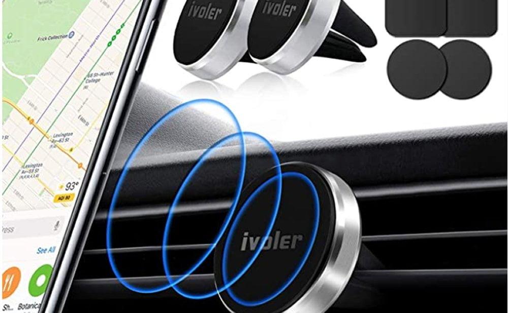 Support téléphone voiture comparatif meilleur modèle
